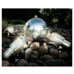 Stainless steel spot lights