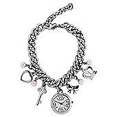 Charm Bracelet Watch Ladies