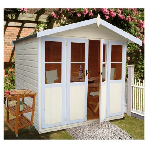 Finewood Haddon 7x5 Summerhouse with Installation
