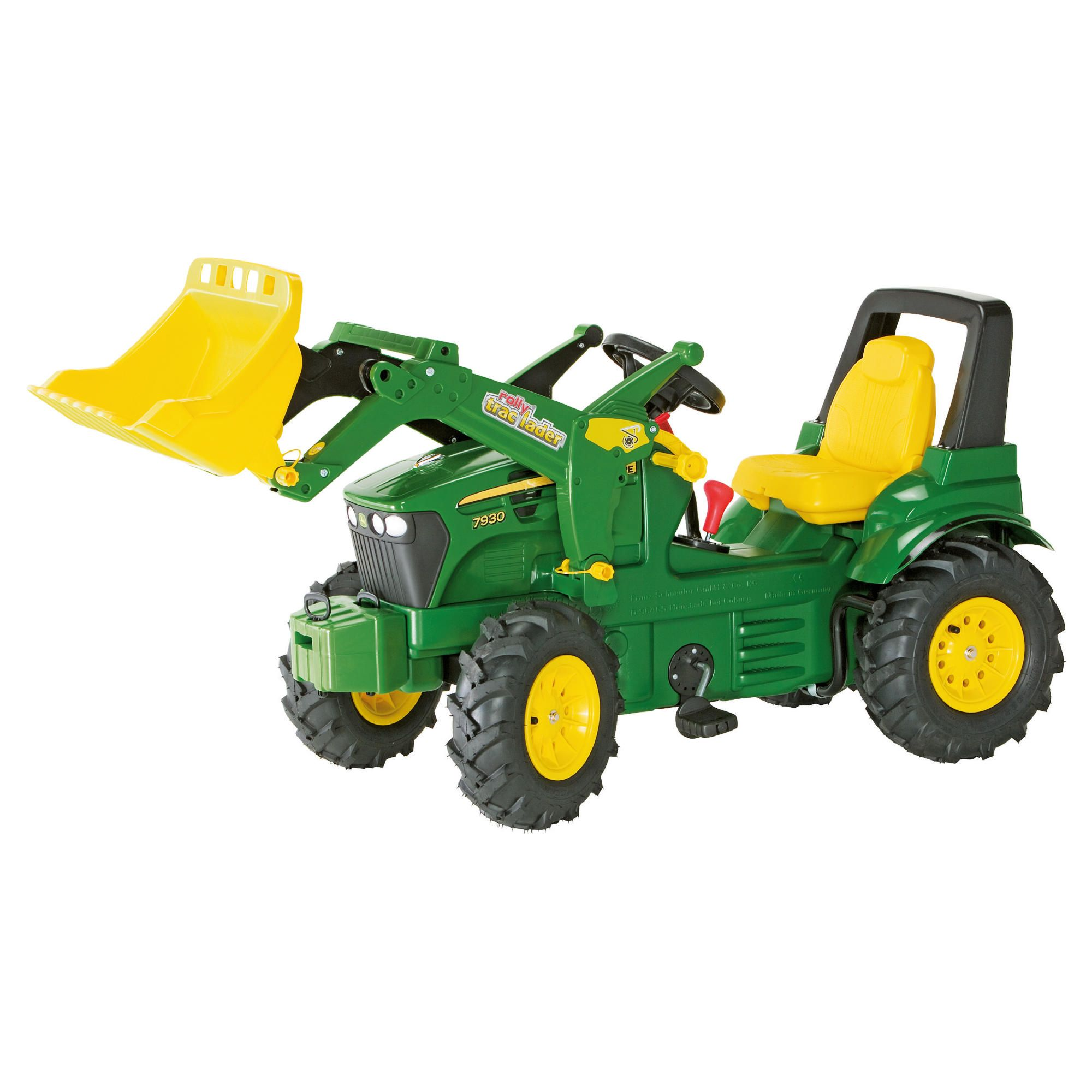 John Deere 7930 Ride-On Tractor & Loader at Tescos Direct