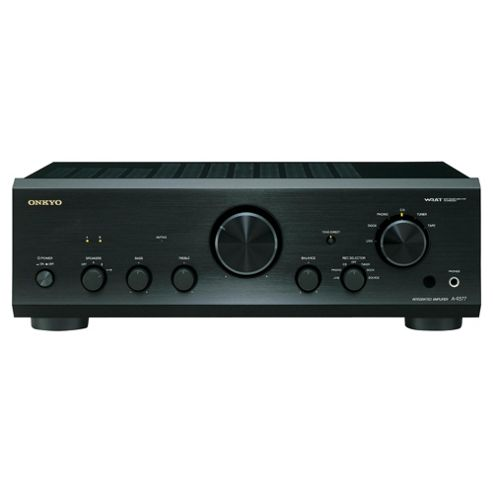 Onkyo A9377 Amplifier (Black)