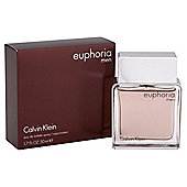 Calvin Klein Euphoria For Men Eau De Toilette Spray 50ml