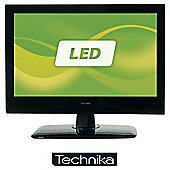 "Technika 19-251 19"" Widescreen HD Ready LED Backlit TV with Freeview"