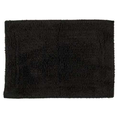 Tesco Bath Mat Black