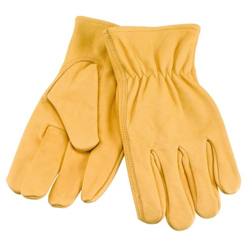Premium Leather Garden Gloves M