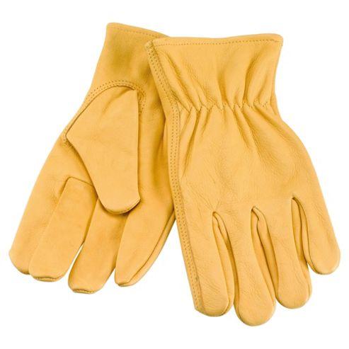 Premium Leather Garden Gloves M