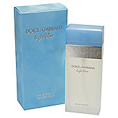 Dolce & Gabbana Light Blue Eau De Toilette Spray 50ml