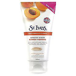 St.Ives Apricot Scrub Blemish Fighting 150ml