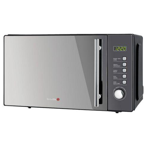 buy breville vmw181 20l 100w easitronic grill microwave. Black Bedroom Furniture Sets. Home Design Ideas