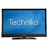 "Technika 42-8533D 42"" Widescreen HD Ready 1080p 3D LCD TV and 8 x 3D Glasses with Freeview"