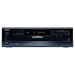 Onkyo Dxc390 6 Disc Cd Player (Black)