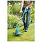 Tesco Cordless Grass Trimmer (18v Battery) CLGT022011