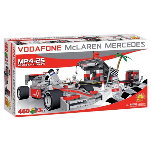Cobi Mclaren 460 Piece F1 Racing Car & Pitstop