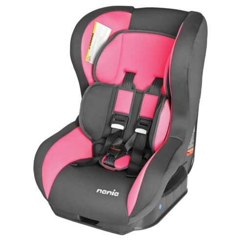 Nania Driver Sp Group 0-1 Car Seat Shadow Fushia
