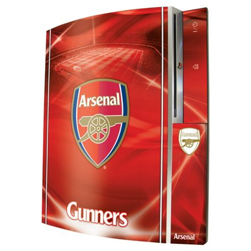 Arsenal FC Skin for PS3 Console