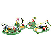 Peppa Pig Playtime Fun Playset