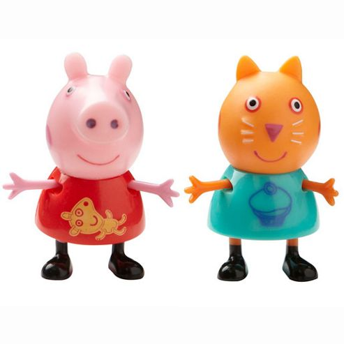 Peppa Pig Two Figure Pack
