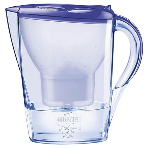 buy brita marella 2 4 litre water filter jug lavender from our water filters cartridges range. Black Bedroom Furniture Sets. Home Design Ideas