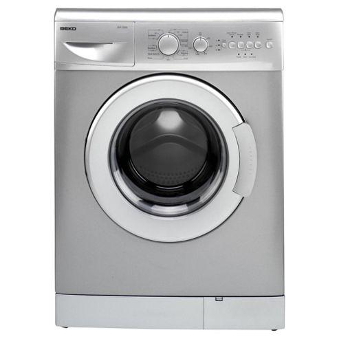 Beko WM6133S 6KG 1300 Spin Washing Machine Silver