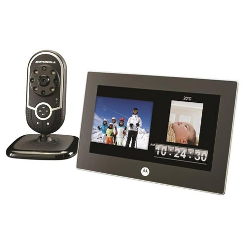 Motorola MFV700 Video Baby Monitor