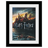 Harry Potter and the Deathly Hallows Part 1, 30x40cm