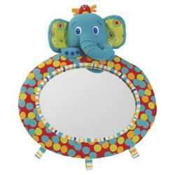 Bright Starts See & Play Car Mirror