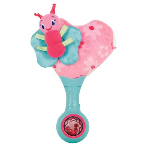 Bright Starts Ps Wish Wave Pink Wand