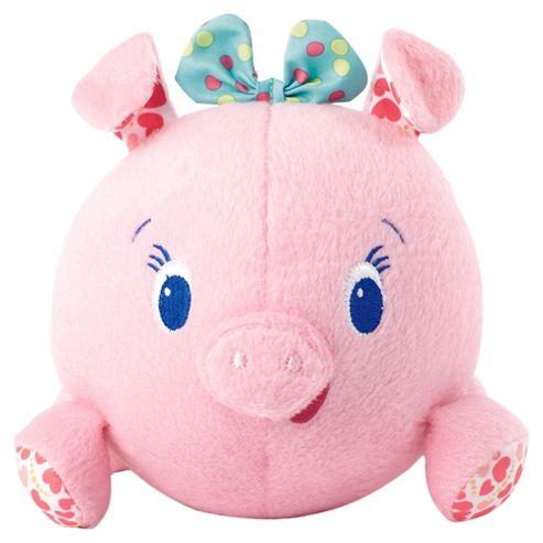 Bright Starts Pull Play Pig