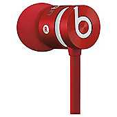 BEATS URBEATS IN EAR HEADPHONES RED