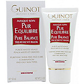 Guinot Masque Soin Pur Equilibre Pure Balance Mask 50ml - Combination/Oily