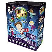 Mission Earth family board game