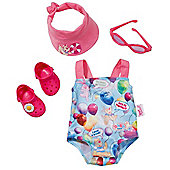 Baby Born Fun in The Sun Outfit