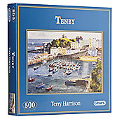 Games Tenby 500 Pieces Jigsaw Puzzle Puzzle