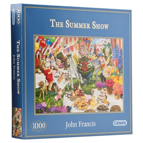 Games The Summer Show 1000 Pieces Jigsaw Puzzle