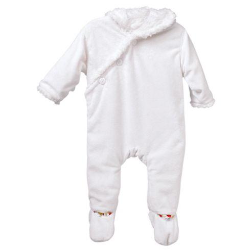 Koo-Di Baby Snowsuit 0-3 Months, Polka Dot
