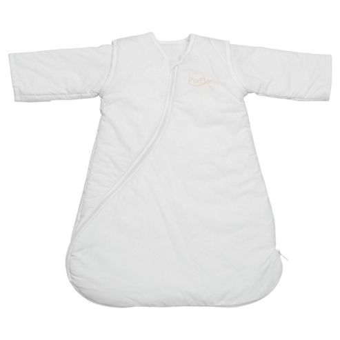PurFlo SleepSac 3-9 Months, 2.5 Tog, White