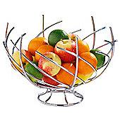 Premier Spiral and Twisted Design Fruit Basket