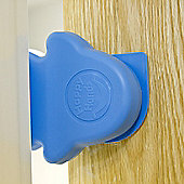 Happy Hands Door Stopper - Blue