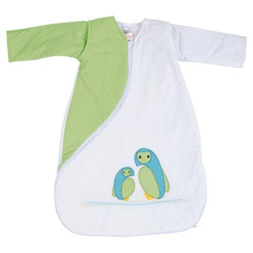 Purflo Baby 2.5 tog Sleepsac 3-9 Months, Owl Kiwi