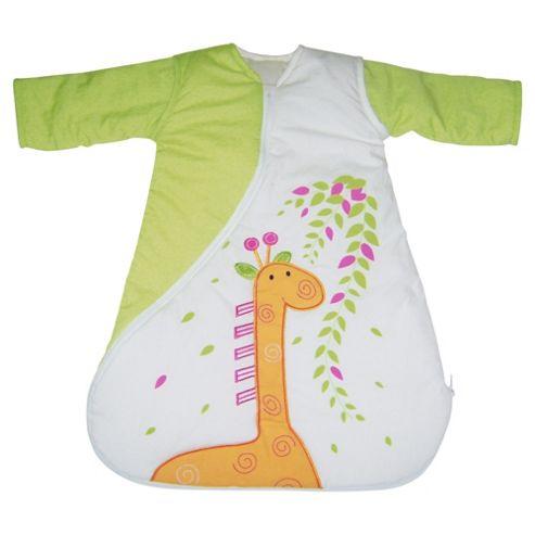 Purflo 2.5 Tog Travel Baby Sleepsac 9-18 Months, Giraffe