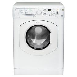 Hotpoint HV7F140P Washing Machine, 7kg Wash Load, 1400 RPM Spin, A Energy Rating. White