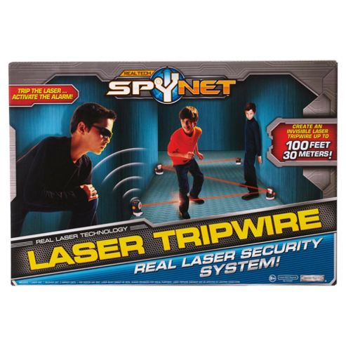 SpyNet Laser Tripwire Security System