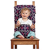 Totseat Chair Harness Highchair, Bramble