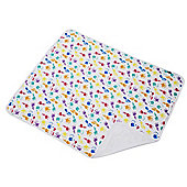 By Carla Play Time Coverlet, Standard, Multi