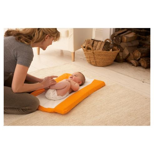 By Carla Changing Mat , Orange