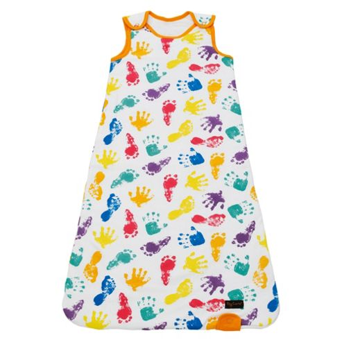 By Carla Baby Sleeping Bag 1 Tog Playtime 0-6 Months, Print