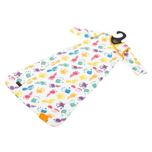 By Carla Long Sleeve Baby Sleeping Bag, 2.5 Tog, Playtime, 0-6 Months