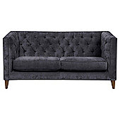 Chartwell Medium Sofa Chenille Pewter
