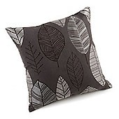 Divine by Design Leavese Filled Cushion Case - Green