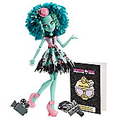 Monster High Frights, Camera, Action! Doll Honey Swamp